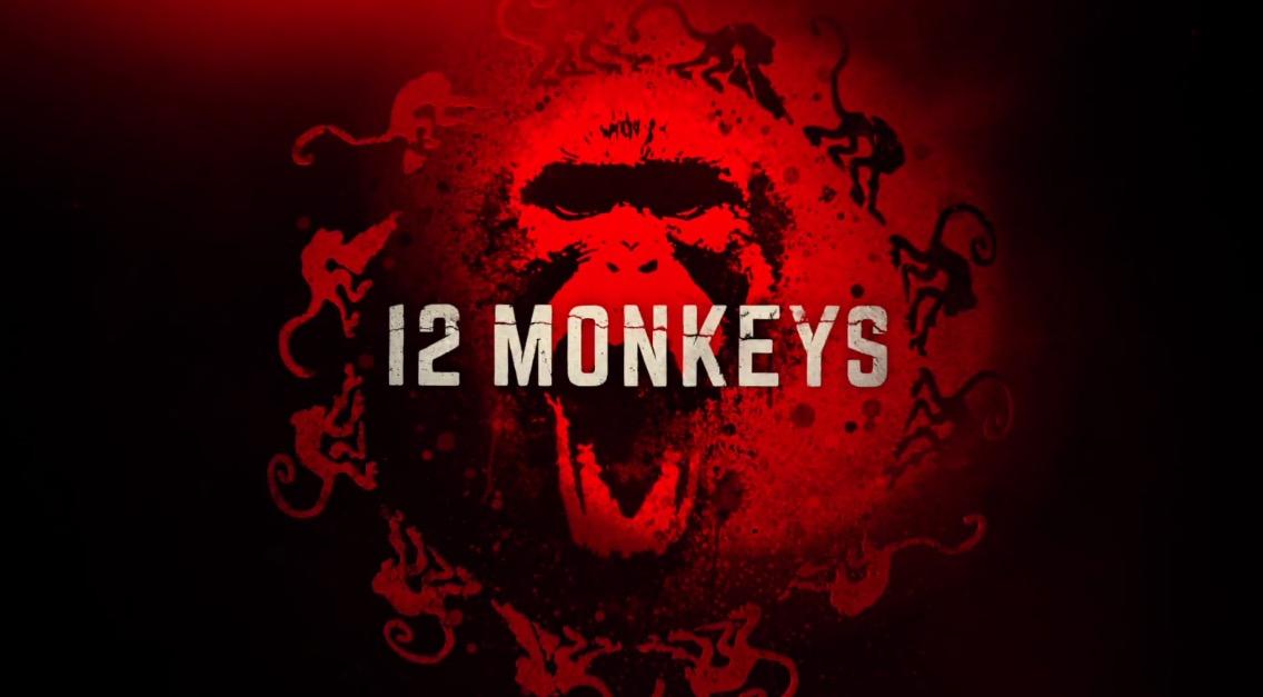 Logo 12 monkeys serie tv