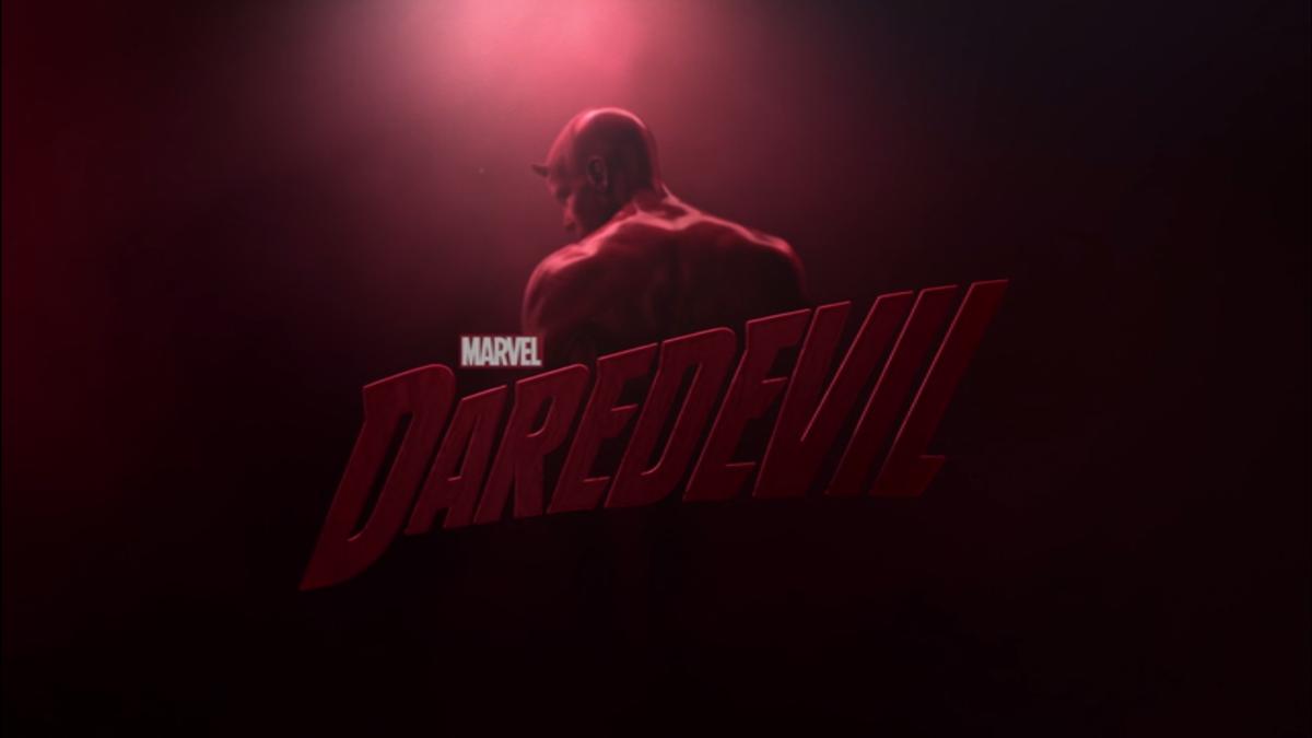 Logo Daredevil Netflix