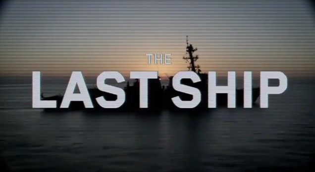 Logo serie tv the last ship