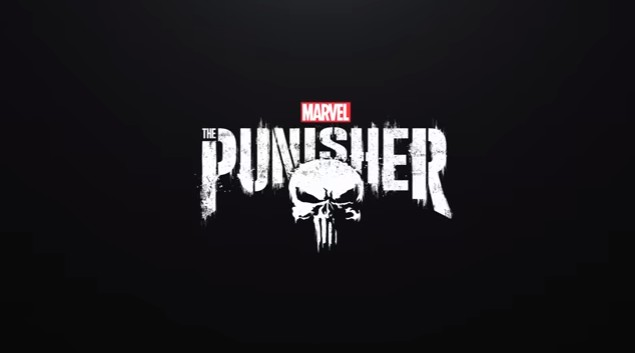 Logo The Punisher serie tv